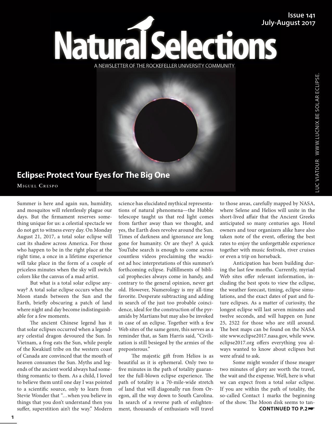 Juliette Wipf | Natural Selections